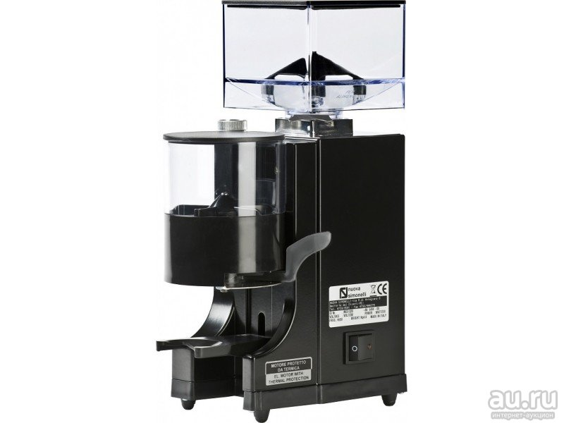 Кофемолка профессиональная nuova simonelli mdx automat black