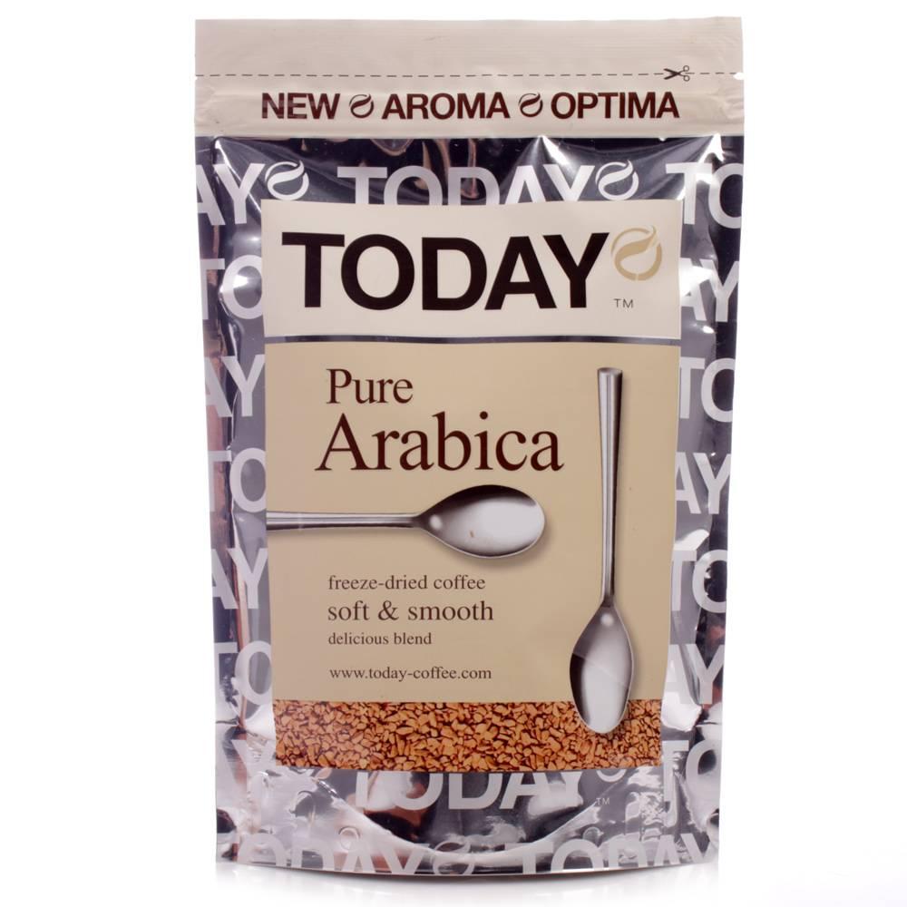"""Кофе today """"pure arabica"""""""
