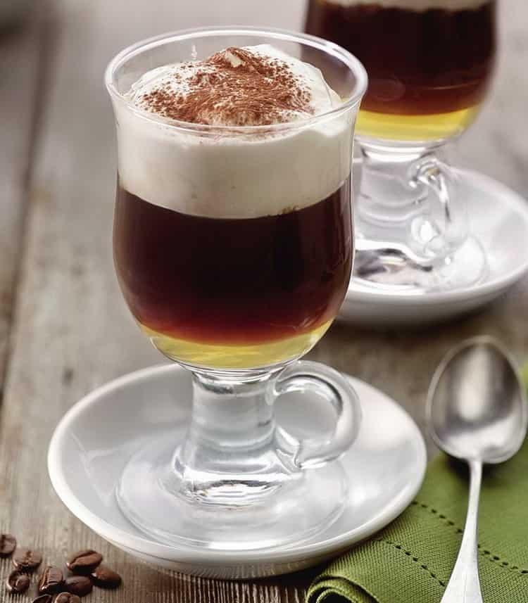 Айриш кофе: рецепт как приготовить с фото