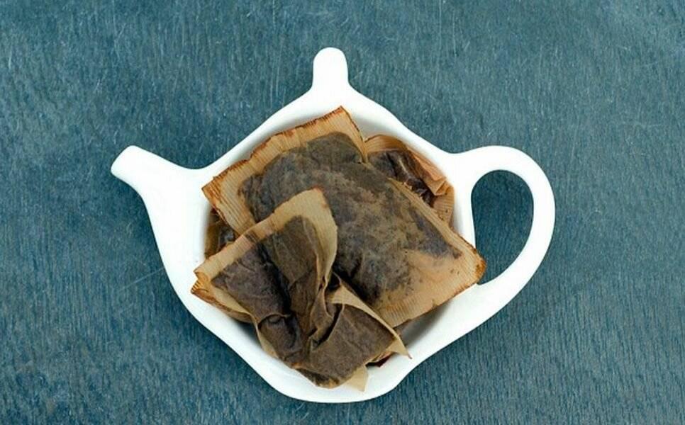 Спитый чай как удобрение – как применять чайную заварку для растений