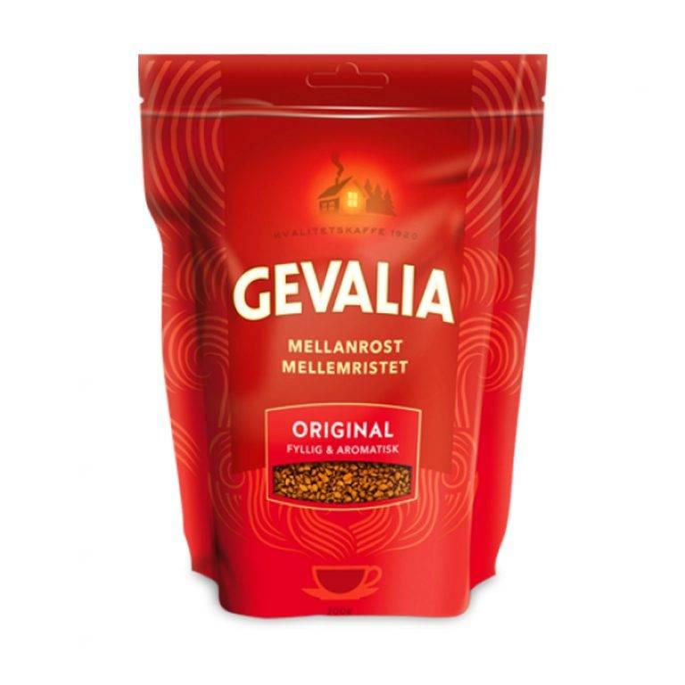 Виды финского кофе gevalia
