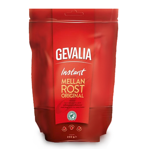 Гевалия кофе из финляндии: растворимый, молотый, отзывы