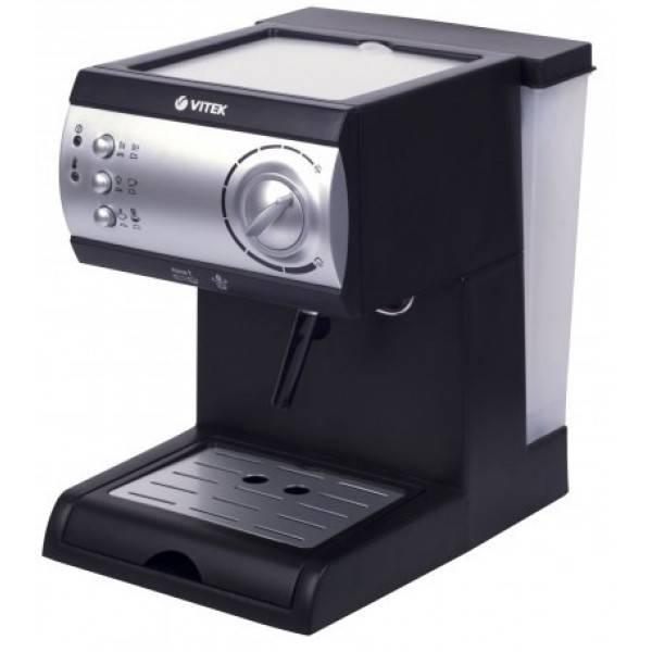 Рожковая кофеварка vitek vt-1502: те же яйца, только в профиль. стоит своих денег или нет? отзыв от эксперта