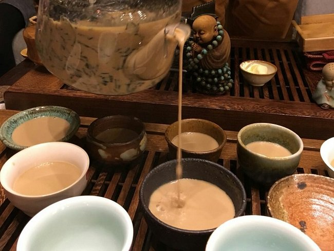 Тибетский масляный чай: мощная целительная сила с тысячелетней историей