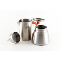 Инструкция по применению гейзерной кофеварки gipfel