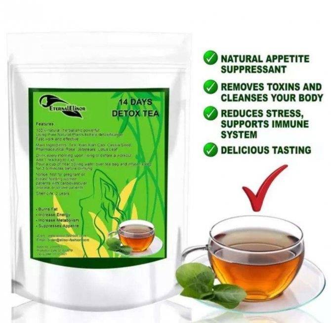 Рецепты чая для похудения и советы по выбору готовых продуктов