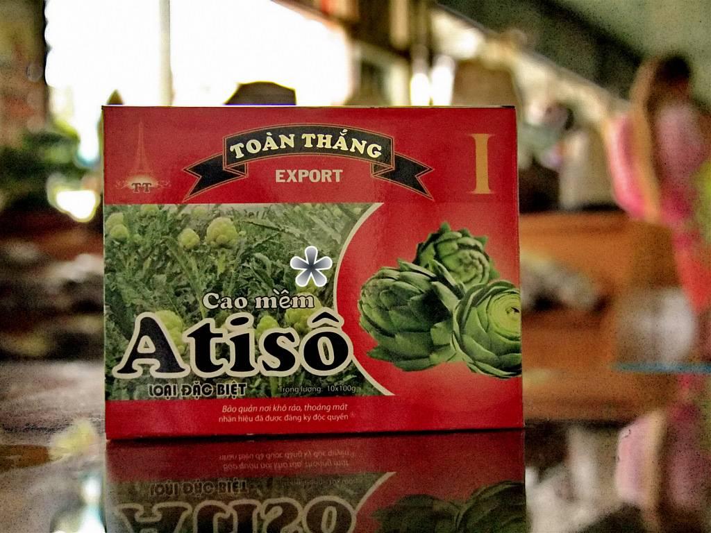 Лечебные свойства артишока из вьетнама