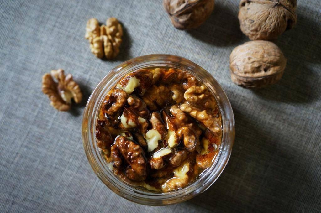 Как обработать очищенные грецкие орехи перед употреблением - инженер пто