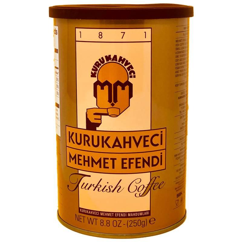 Как правильно приготовить кофе марки mehmet efendi