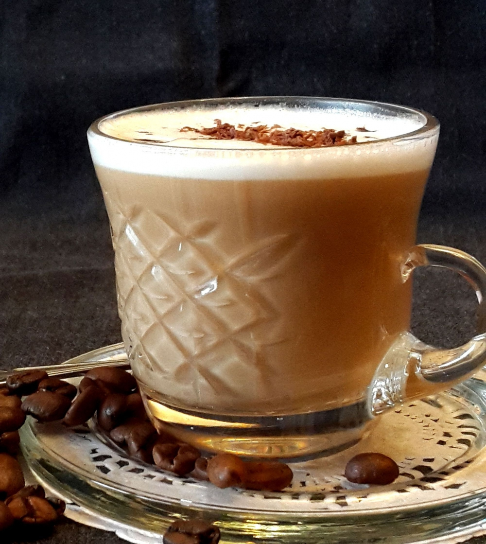 Кофе с молоком рецепт приготовления под шансон