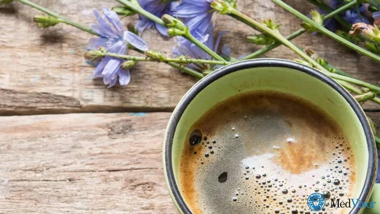 Что лучше и полезнее кофе или цикорий? | в чем разница