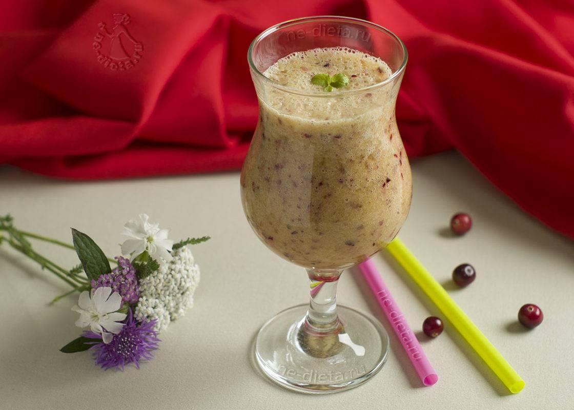 Смузи с овсянкой для похудения: рецепты - allslim.ru