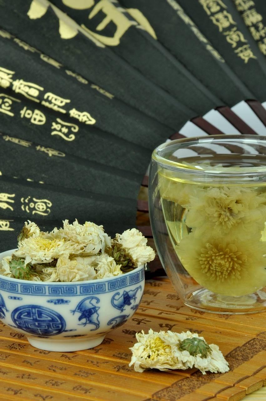 Овощная хризантема — находка для гурманов
