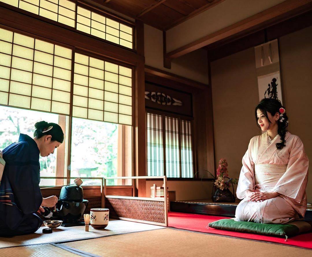 Какая нужна посуда для японской чайной церемонии