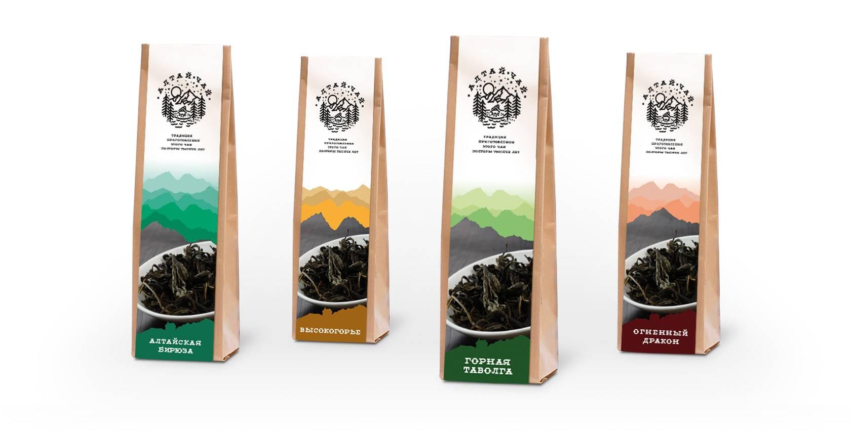 Алтайский чай: обзор самых популярных, для похудения
