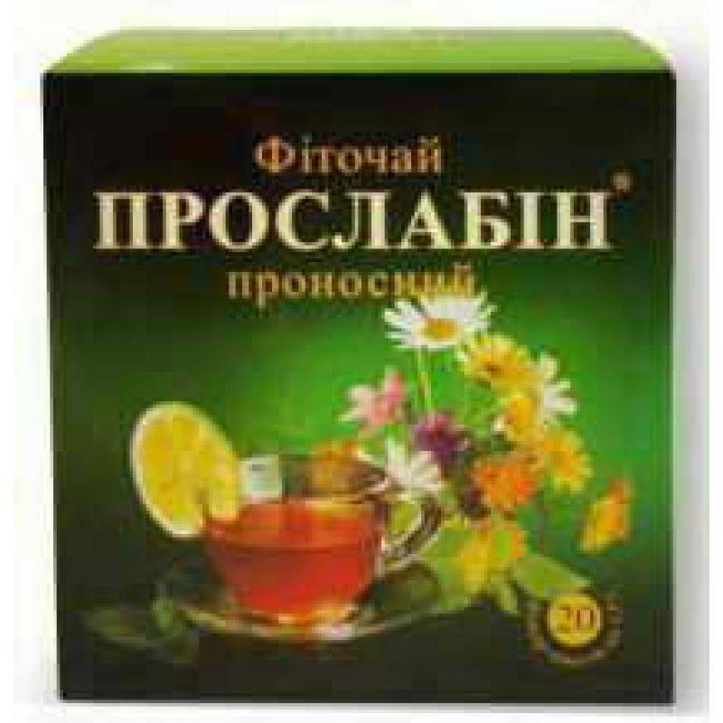 Слабительный чай при запоре