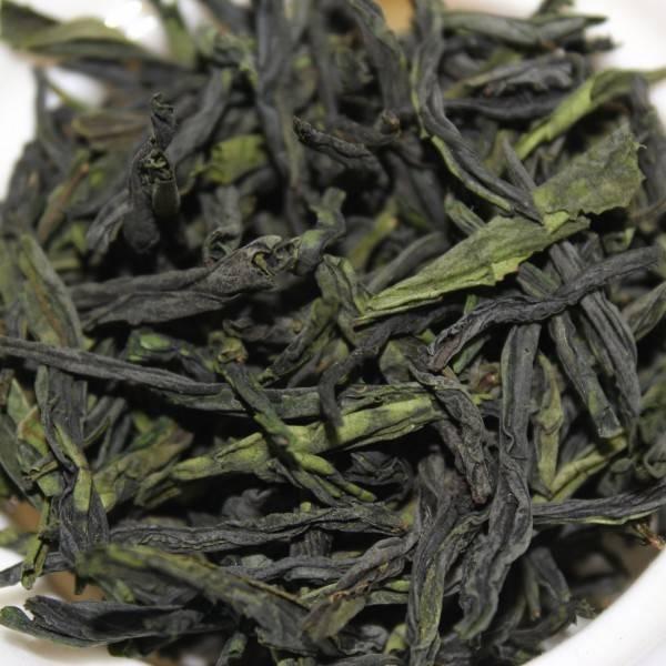 Зеленый чай (люй ча, 绿茶) - teaterra | teaterra
