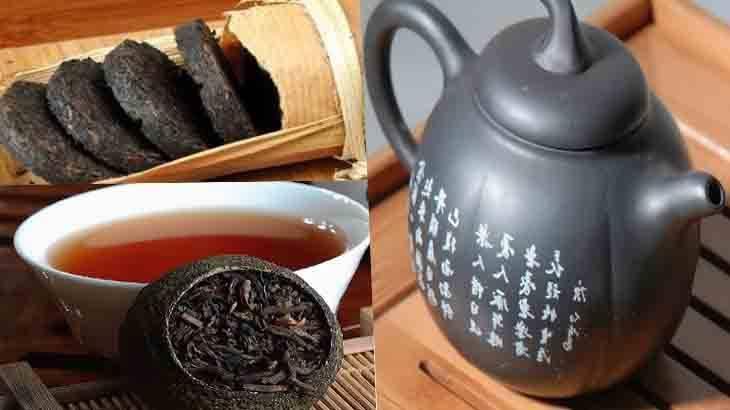Как правильно заваривать прессованный чай пуэр в таблетках: излагаем подробно