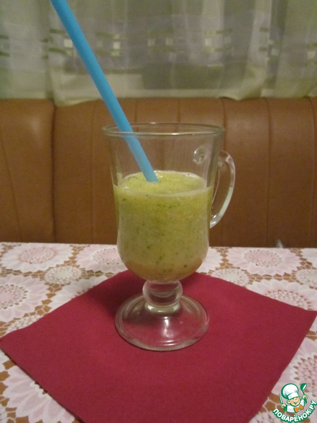Как приготовить смузи с дыней: рецепты с фруктами и ягодами