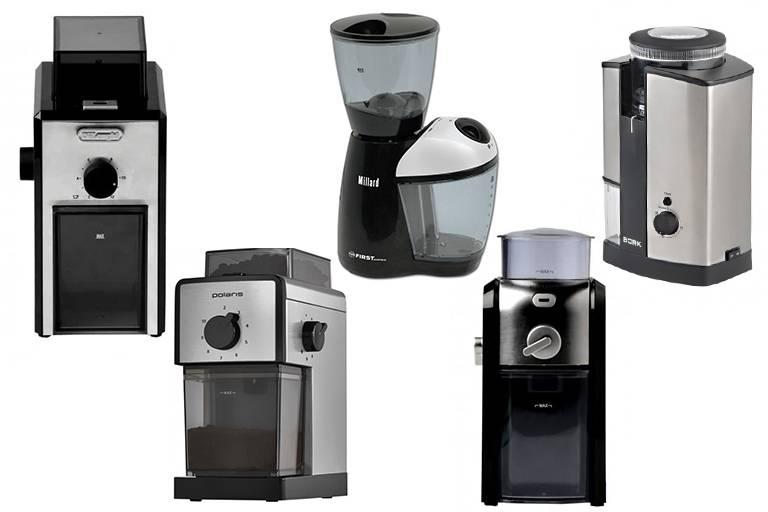 Электрическая кофемолка: как выбрать, плюсы и минусы, чем лучше ручной, популярные бренды-производители