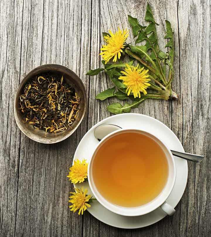 Чай из корней одуванчика