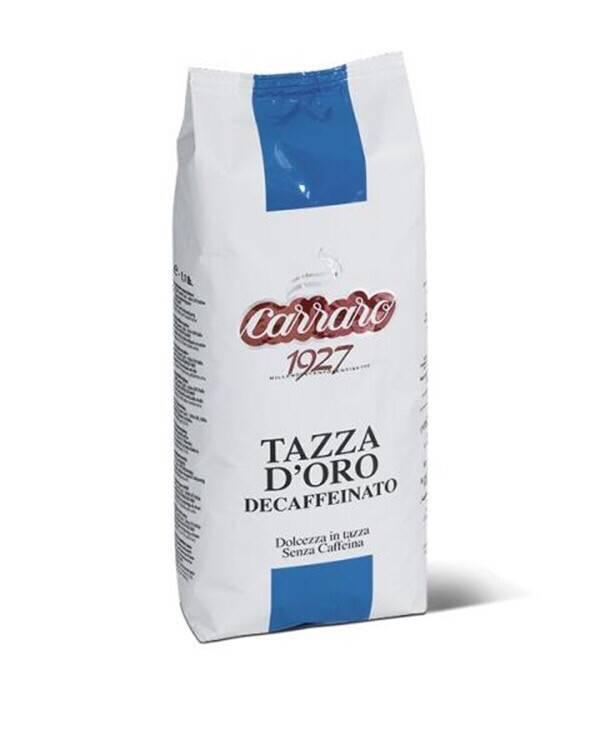 Кофе в зернах carraro arabica 500 гр