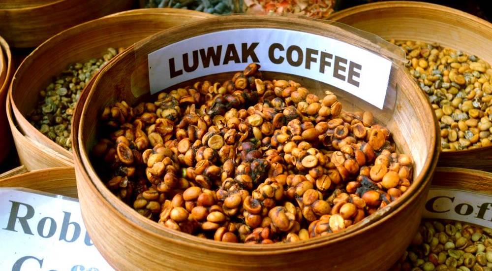 Самый дорогой кофе в мире не копи лювак!