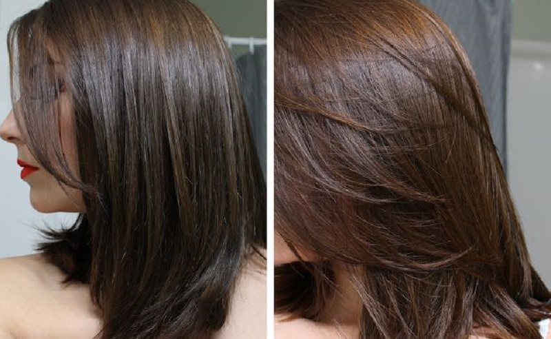 Чем покрасить волосы в домашних условиях без краски и без вреда?
