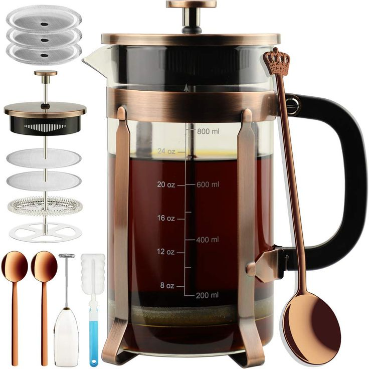 Пресс френч (френч пресс) - что это такое, как пользоваться и заваривать кофе