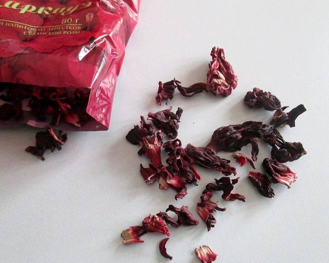 Каркаде— уникальные полезные свойства чая из суданской розы