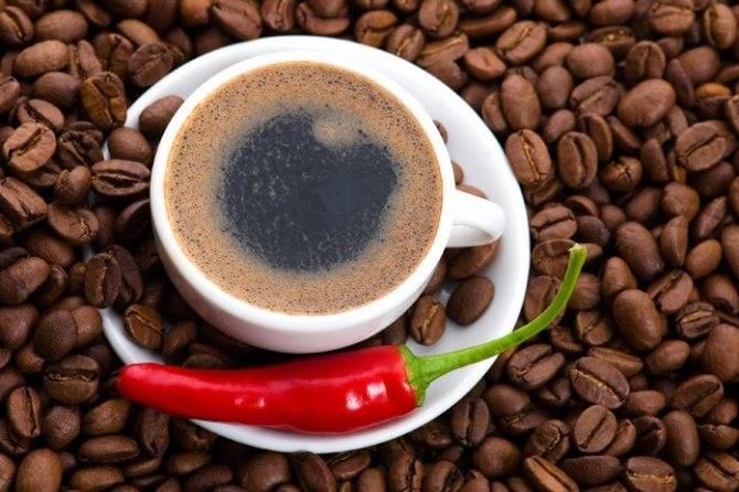 Кофе с корицей: полезные свойства и вред | польза и вред