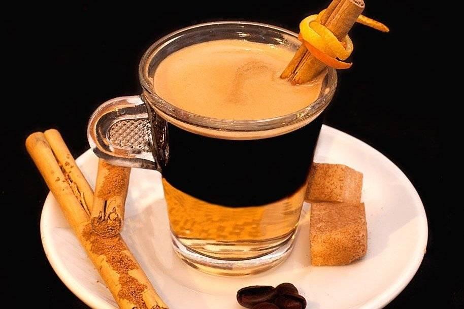 Кофе с ромом: рецепт, состав, как пить, история