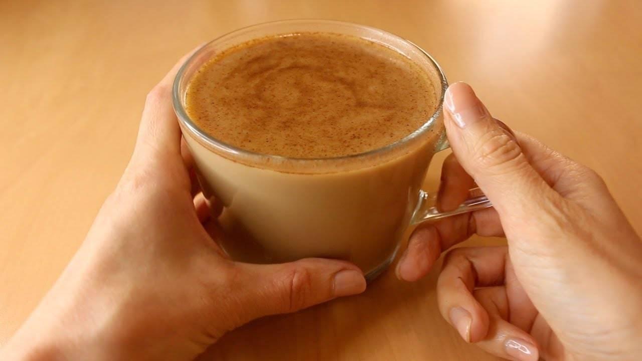Как приготовить кофе с маслом