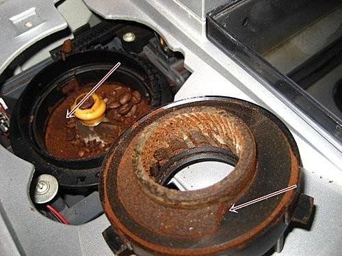 Средство для удаления накипи в кофемашине: состав, как использовать, приготовить своими руками