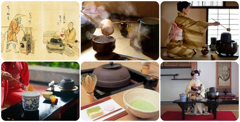 Японская чайная церемония.история и традиционные разновидности