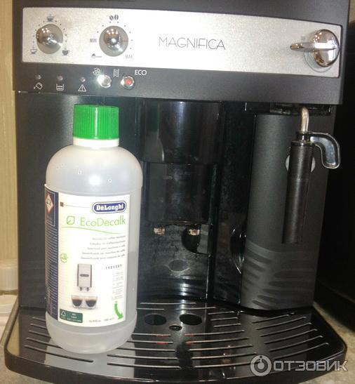Чем почистить кофемашину от накипи в домашних условиях?