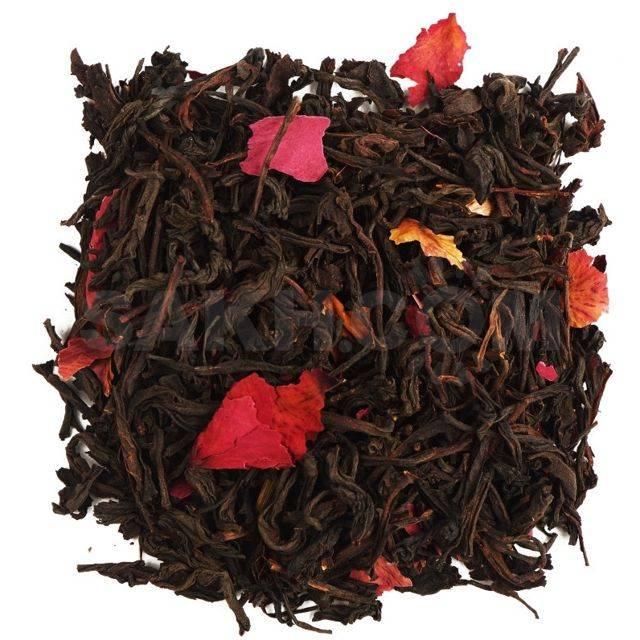 Мэй гуй хун ча или чай с бутонами роз