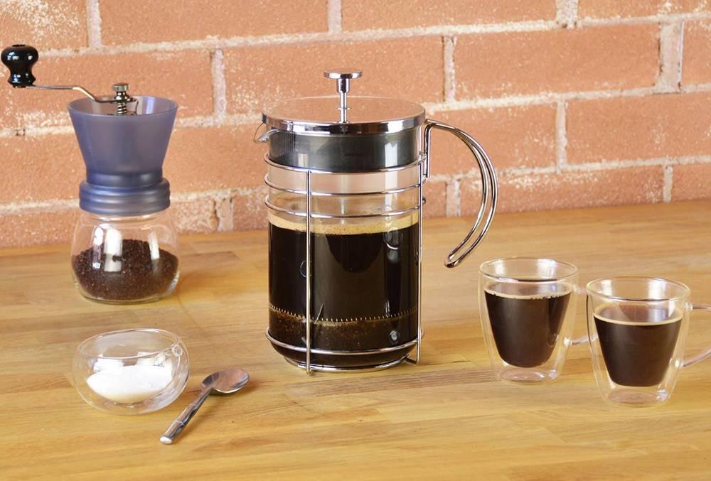 Френч-пресс: что это такое, как заваривать кофе и чай