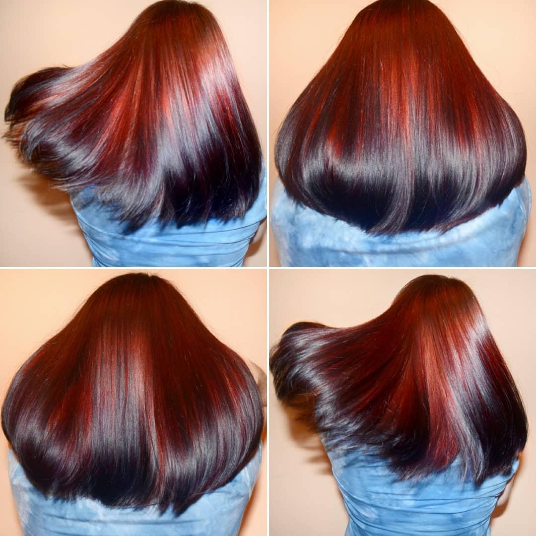 Как покрасить волосы кофе в домашних условиях (с фото до и после)