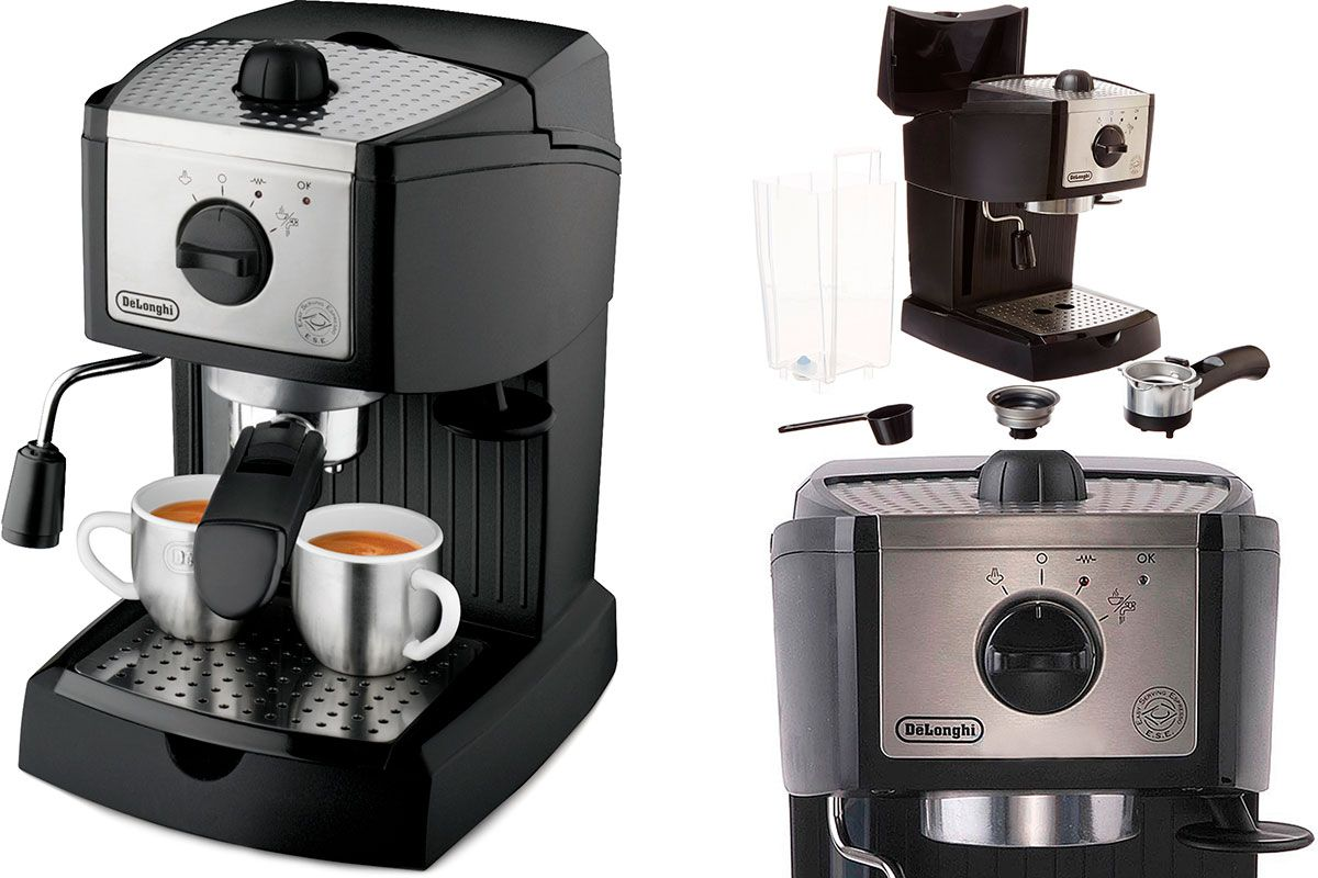 Что такое чалдовая кофемашина. ее сильные и слабые стороны