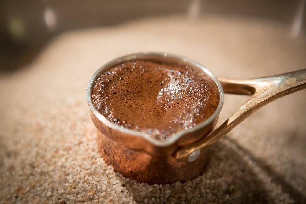 Правильно ли вы готовите кофе в турке на газу?