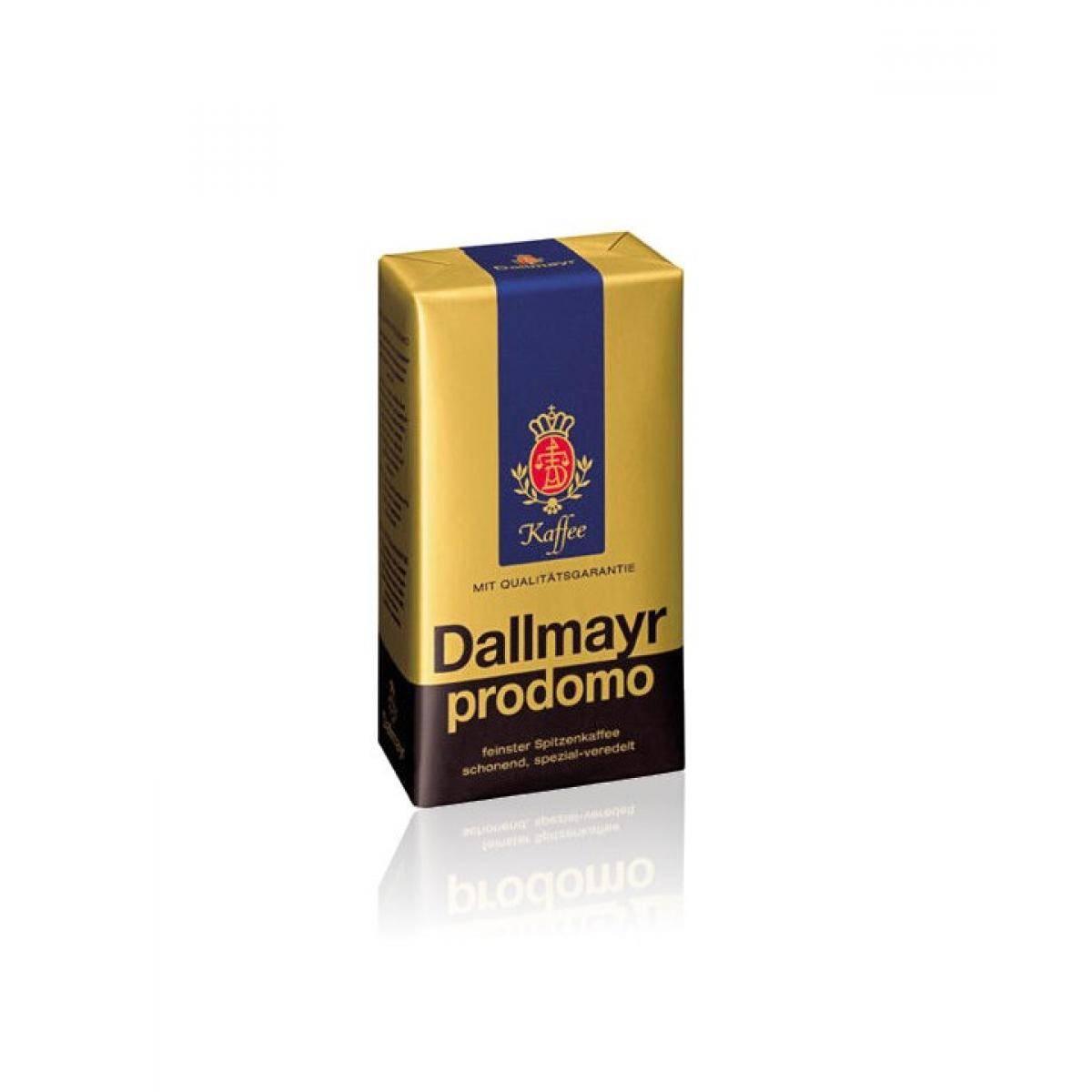Кофе даллмайер. ассортимент кофе dallmayr, цены и отзывы