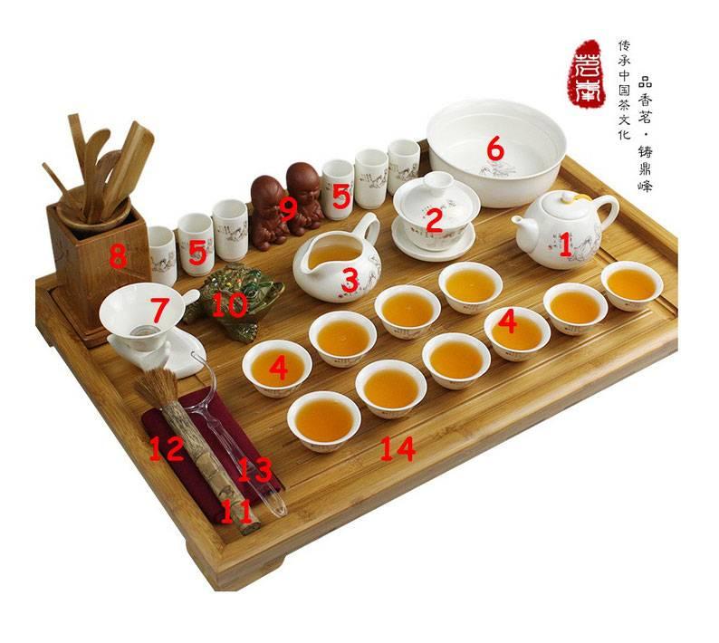Несколько правил выбора столового сервиза