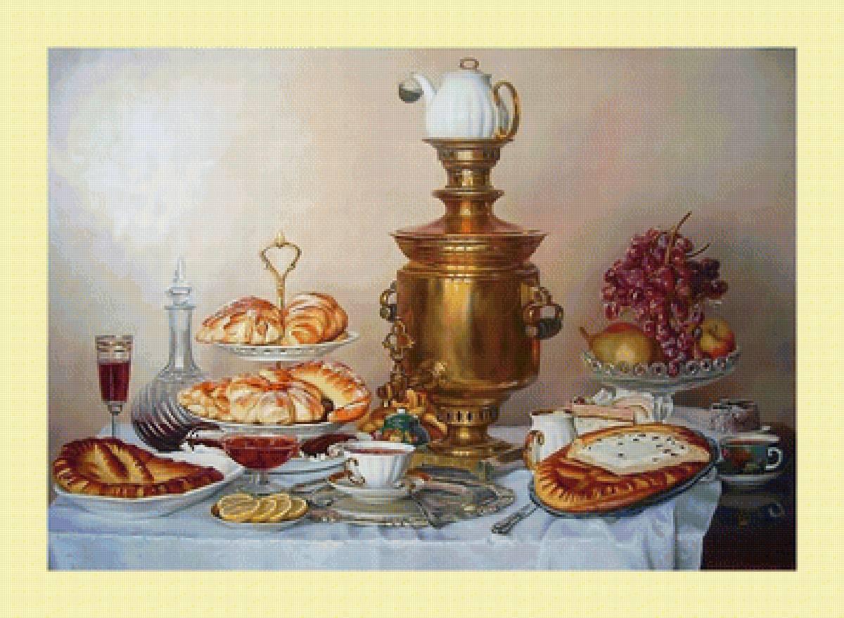Сценарий внеклассного мероприятия «чайная церемония»