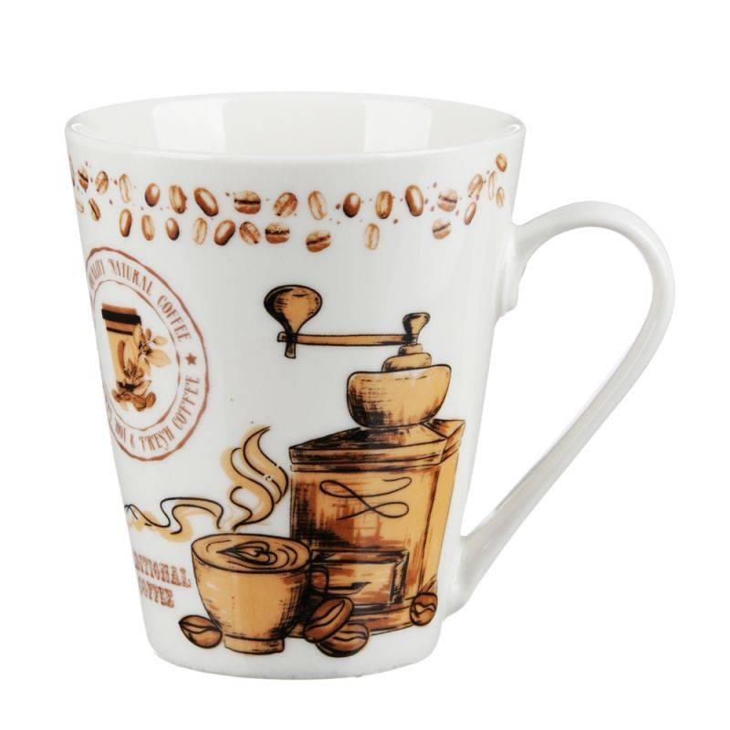 Чашка для кофе, какие кофейные кружки лучше (керамические, фарфоровые)