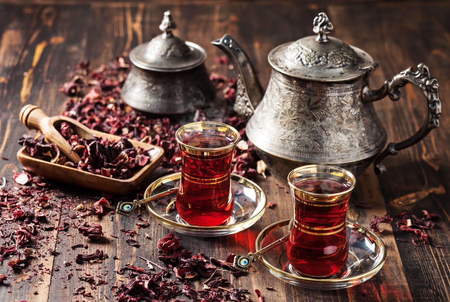 20 способов, которыми заваривают чай в разных странах