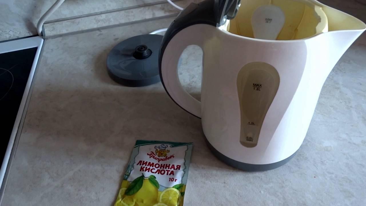 Чистка кофемашины от накипи и кофейных масел: таблетки, жидкие средства, лимонная кислота