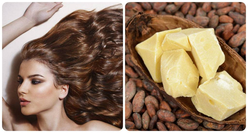 Маски для волос с маслом какао | 5 рецептов