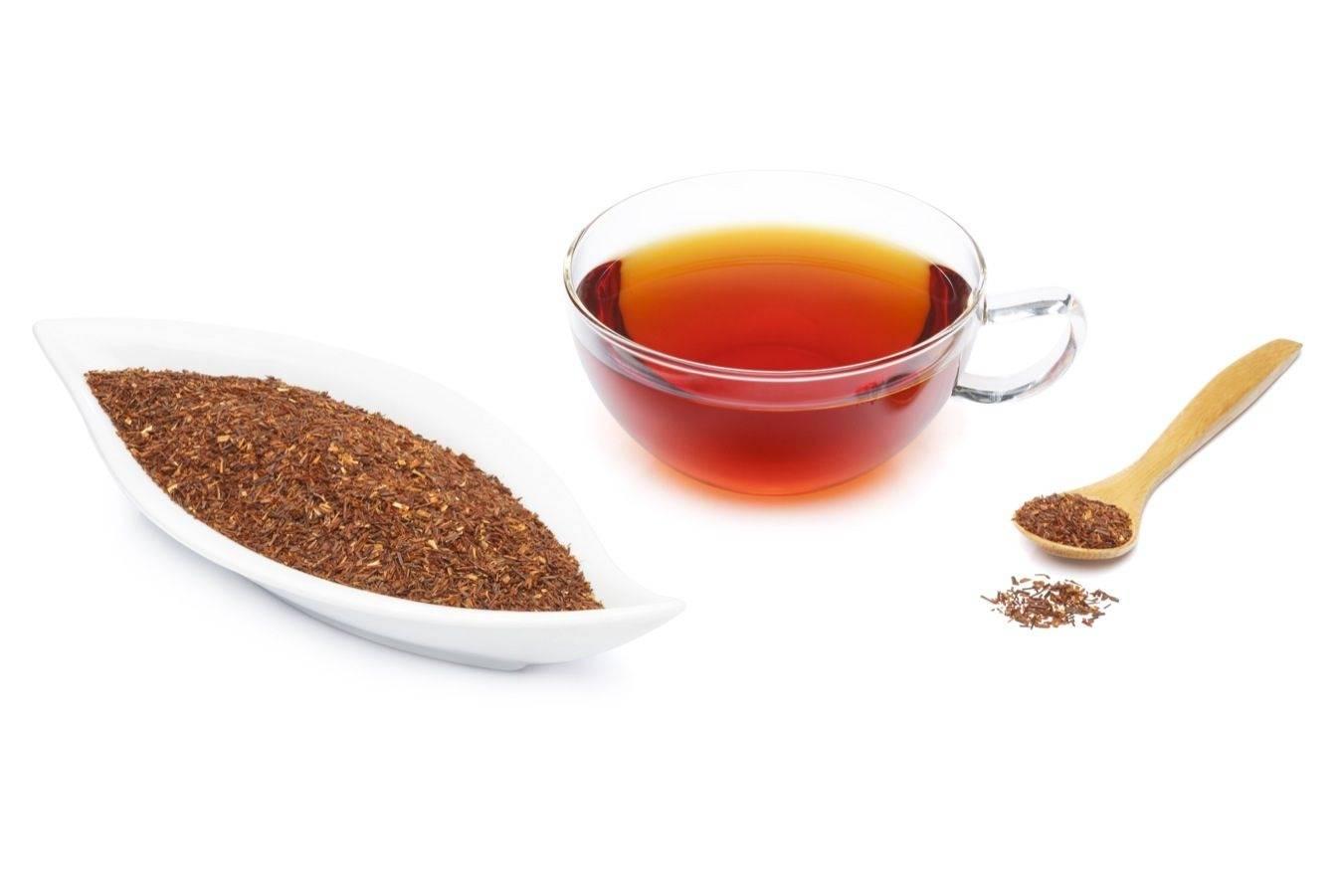 Приготовление чая ханибуш и его вкусоароматические характеристики