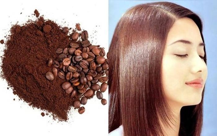 Маски для волос с коньяком и кофе: выбор действенного состава, рецепты приготовления, частота использования